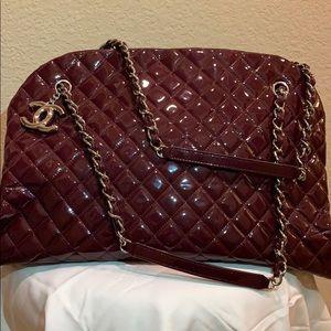 Chanel large shoulder 2 strap